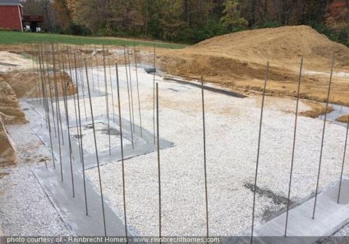 طراحی فونداسیون فضای خالی بعد از خاکبرداری